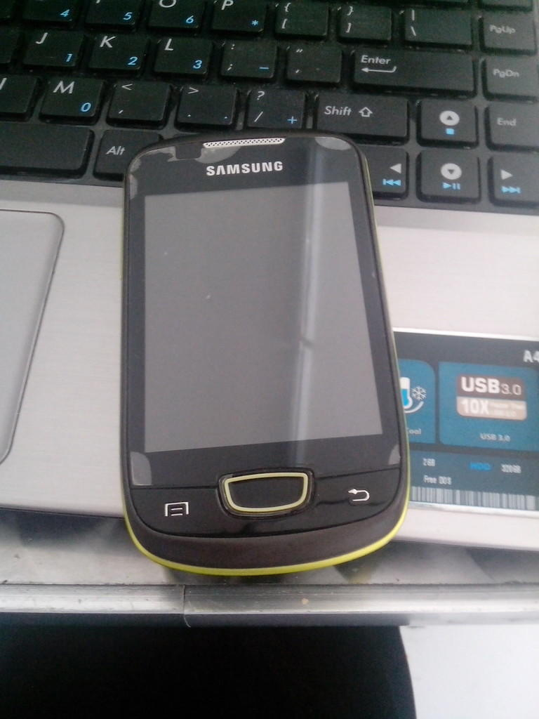 Jual Galaxy Mini