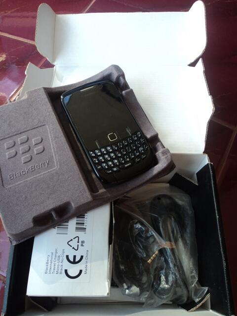 BB GEMINI 8520 Black Ex BERRINDO Fullset Malang
