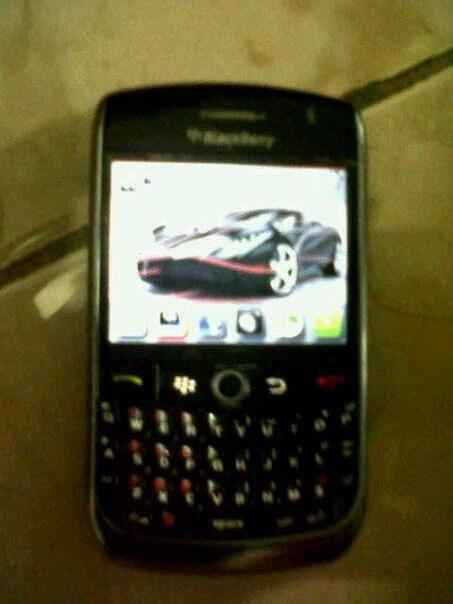Blackberry 8900 javeline black mulus fulset jakTim