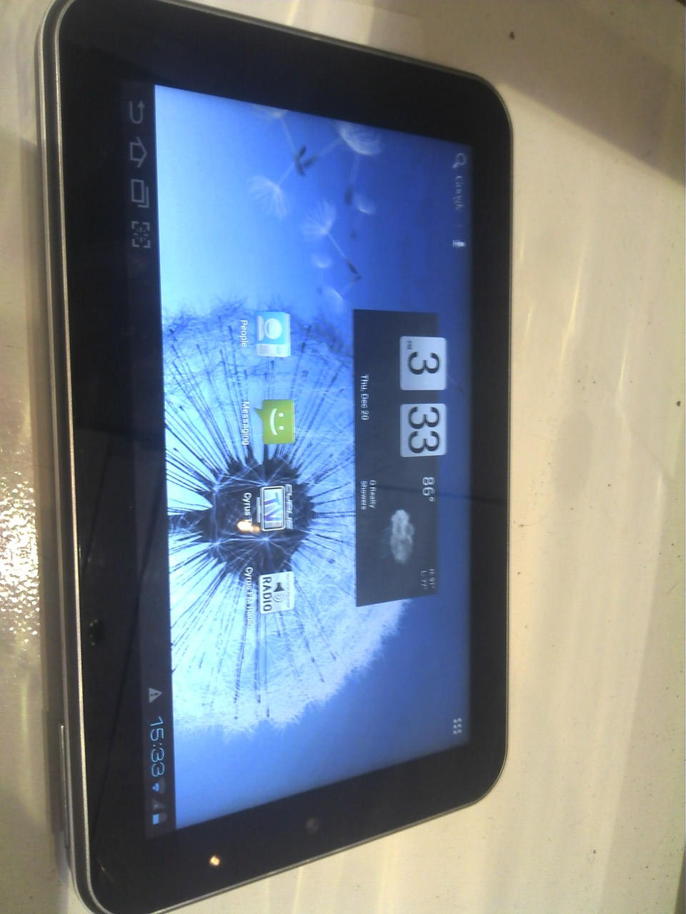 tablet 7 inch cyrus slim 3g wifi murah az lah like new