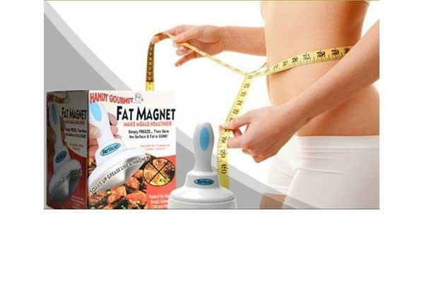 MAKE YOUR MEALS HEALTHIER WITH FAT MAGNET