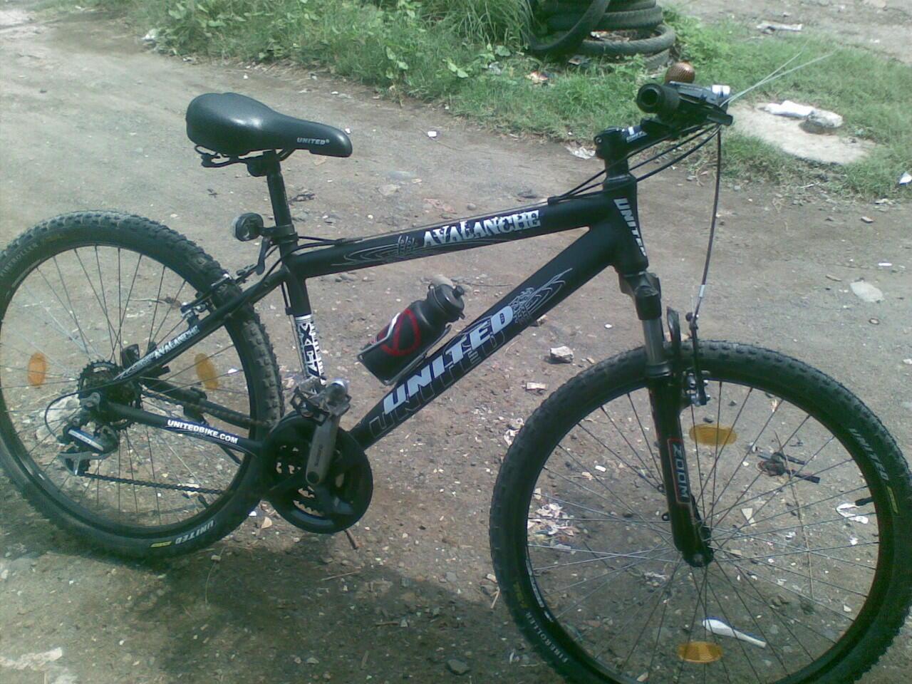 Sepeda united xc72 mulus