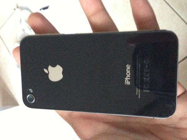 Iphone 4g 16gb black ios5 jailbreak