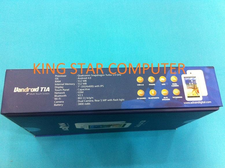 Hot Promo Tablet PC Advance Vandroid T1A