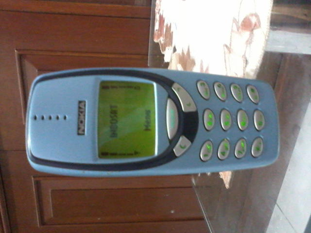 hp jadul Nokia 3330 Ori