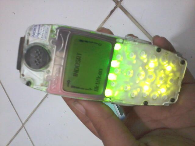 hp jadul Nokia 3350 Full Ori Segelan