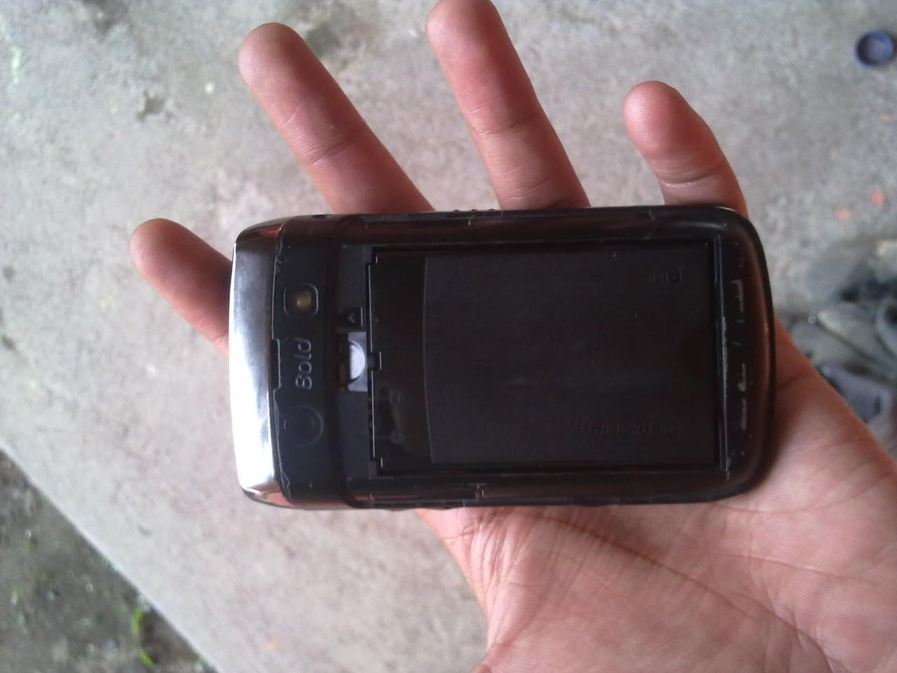 DIJUAL CEPAT BLACKBERRY 9700 (ONYK 1) GOOD CONDITION