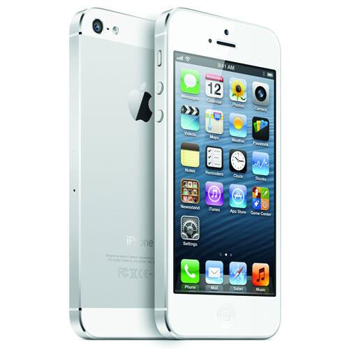 iPhone 5 16GB - White