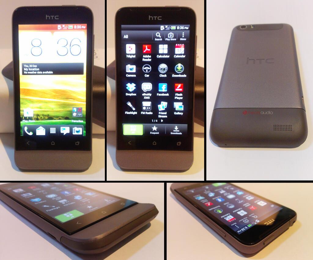 ••• HTC One V T320e Lengkap baru 2 bulan •••