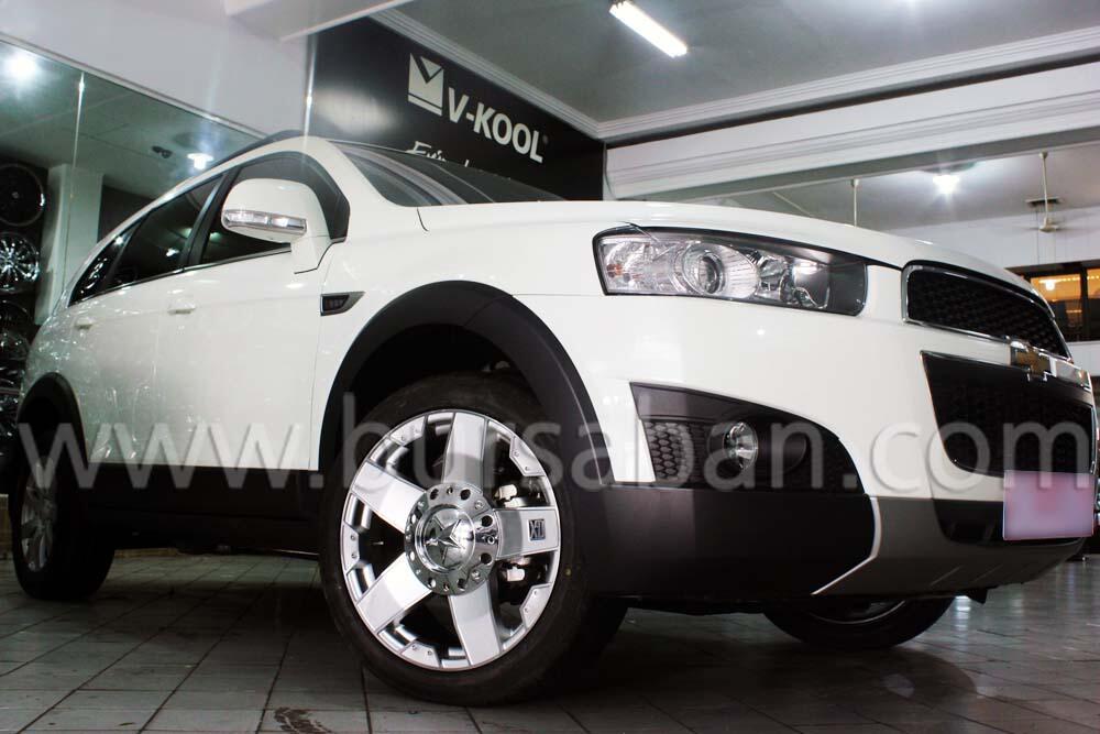 Velg Offroad XD Rockstar Hardtop Land Cruiser VX200
