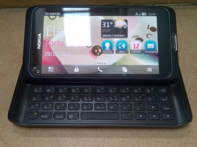 WTS Nokia E7