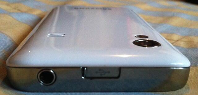 WTS: Samsung Galaxy Ace Pure White super mulus