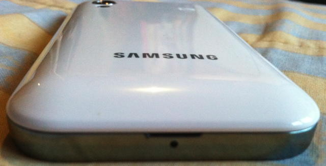 WTS: Samsung Galaxy Ace Pure White super mulus
