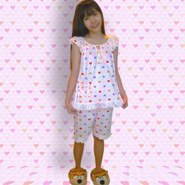 Baju Tidur (Piyama) anak ABG , IMPORT HONGKONG