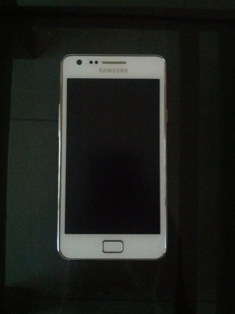Samsung Galaxy S2 / SII GSM White 2nd