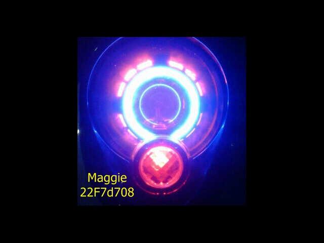 WTS!! Mh1 Lampu HID + Double Angel Eyes !!! LOW PRICE !!!