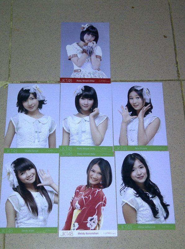 #WTS Photopack JKT48 MURMER