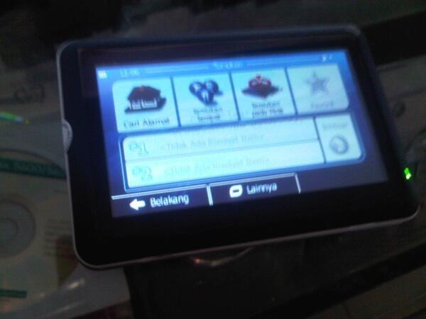GPS mapping OEM daihatsu murah