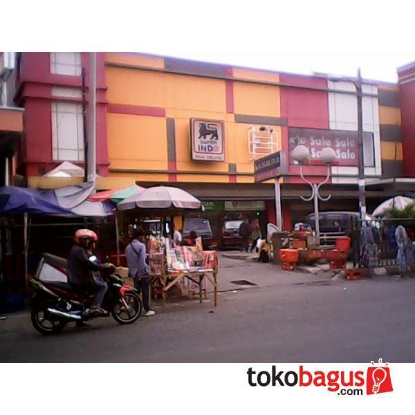 Lelang Ruko 2 lantai di pasar ba ru bekasi