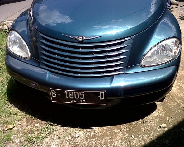 Chrysler PT Cruiser 2002 Good Condition