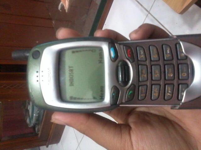hp jadul Nokia 7110 (Bunglon)