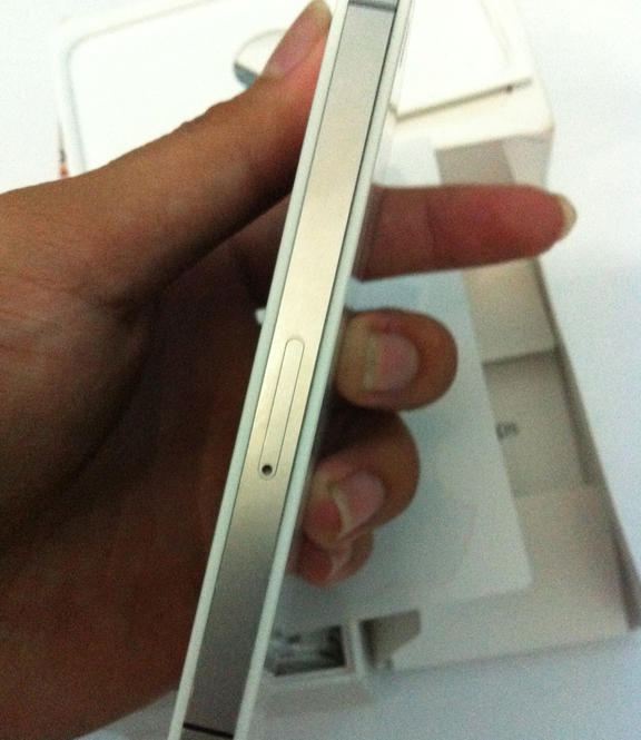 iPhone 4s 16gb & 64gb gsm fu fullset original white