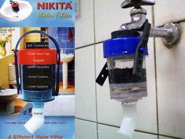 Filter Air Nikita Bersih Jernih Higienis