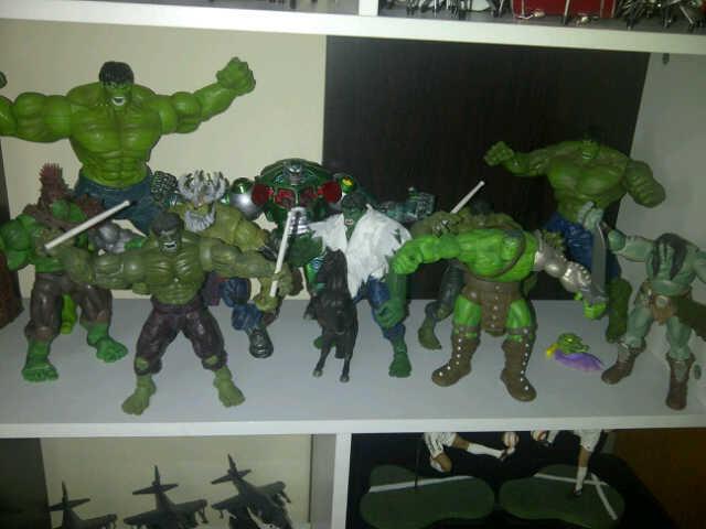 WTS Action Figure Hulk