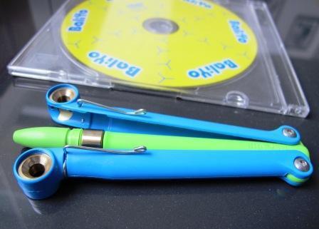 ★★★★★ Baliyo, Spyderco Balisong Pen, Made in USA ★★★★★