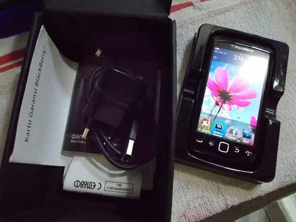Blackberry Monza 9860 aka BB Torch 3 Mulusss