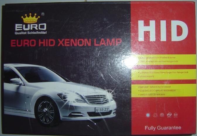 lampu mobil HID merek EURO
