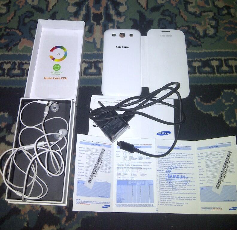 SALE : Samsung Galaxy S3 / i9300 Muraahhh (Surabaya)