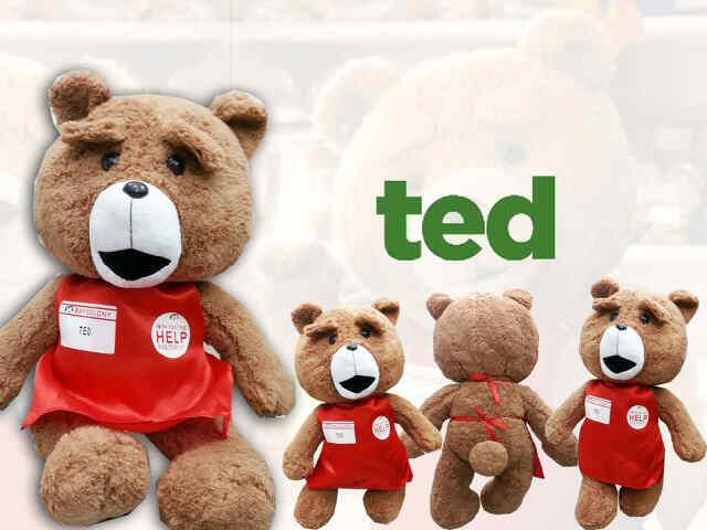 boneka TED