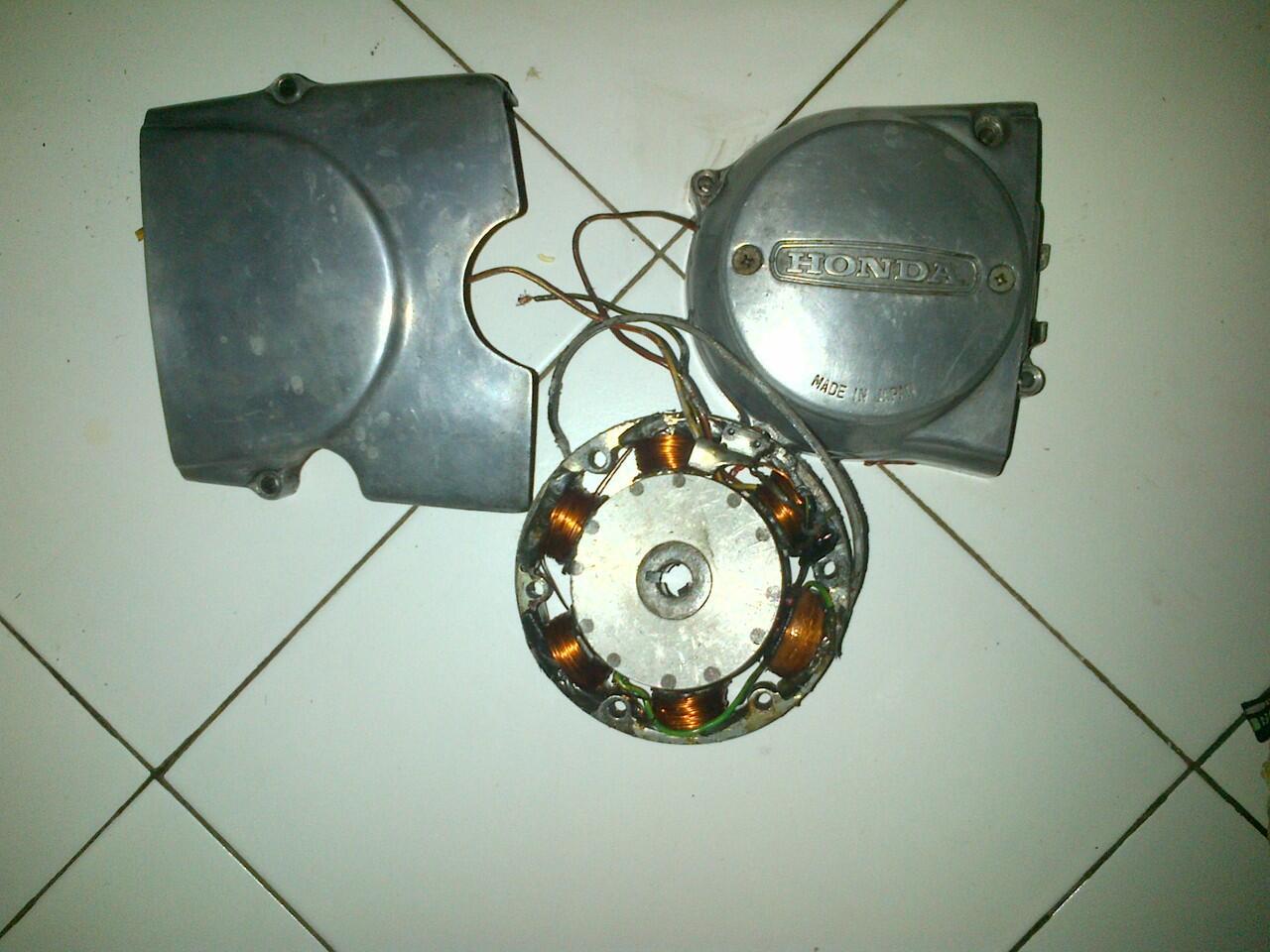 magnit+spul+kalter CB 125 (K2)