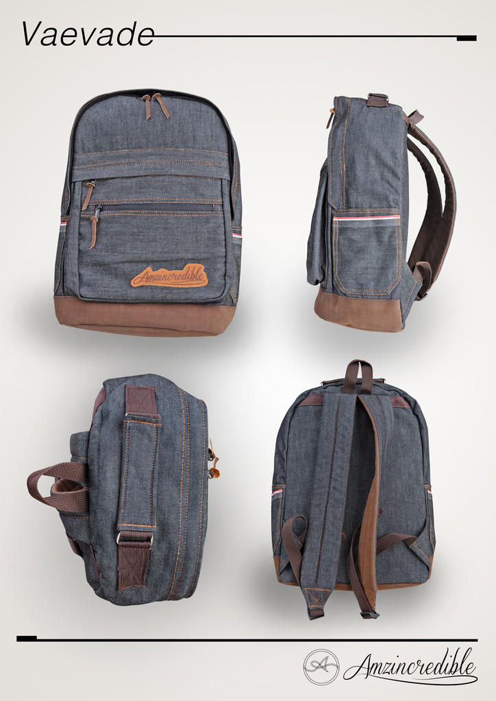 Terjual Tas jeans alias denim distro bandung  d7215f18c2