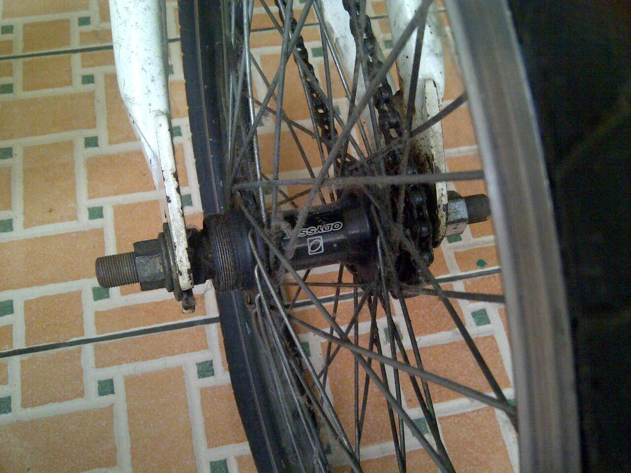 Sepeda BMX HARO street Jakarta