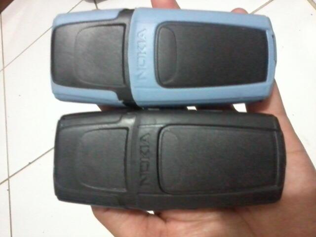 2 Hp jadul Nokia 5210 Karet