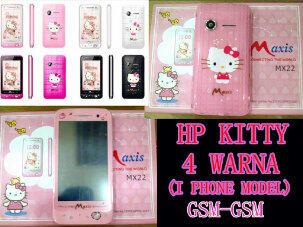 handphone Hello kitty merk Maxis murah