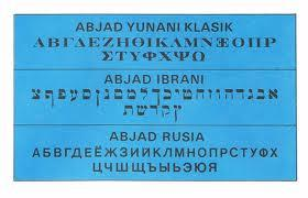 Inilah Sejarah Asal Mula Huruf Alphabet Kaskus