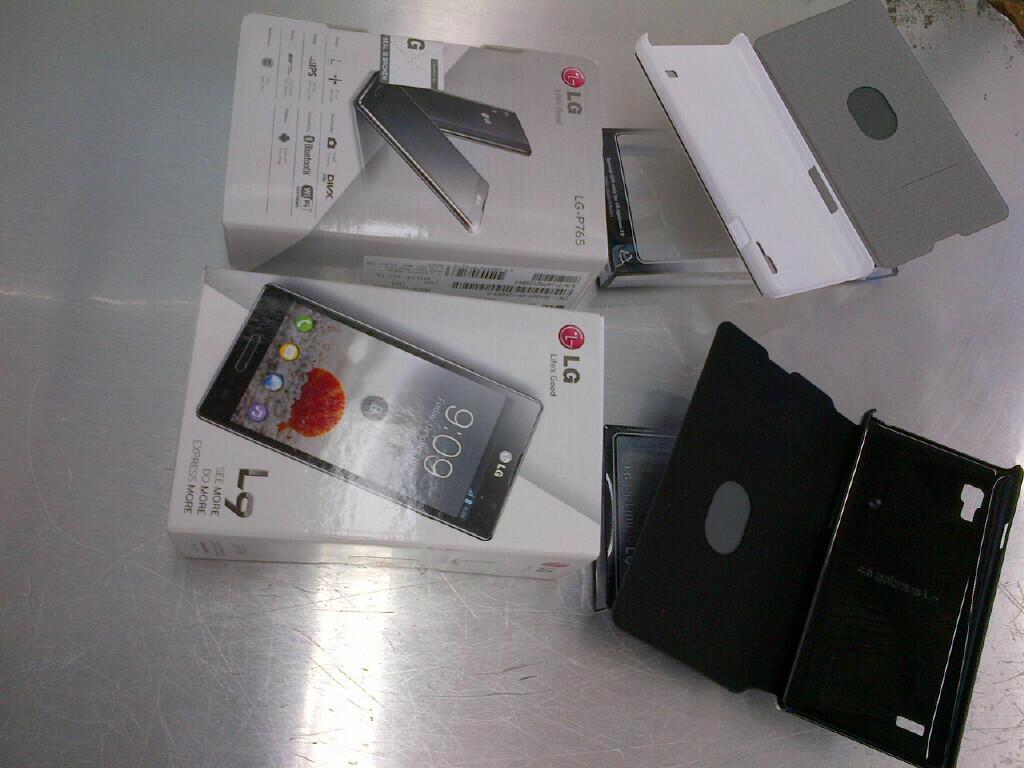 LG OPTIMUS L7 & L9 BNIB