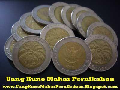 Gulden Collections (Uang Koin Mahar Untuk Mas kimpoi Rp 1,2,5,10,25,50,100.1000.dll)