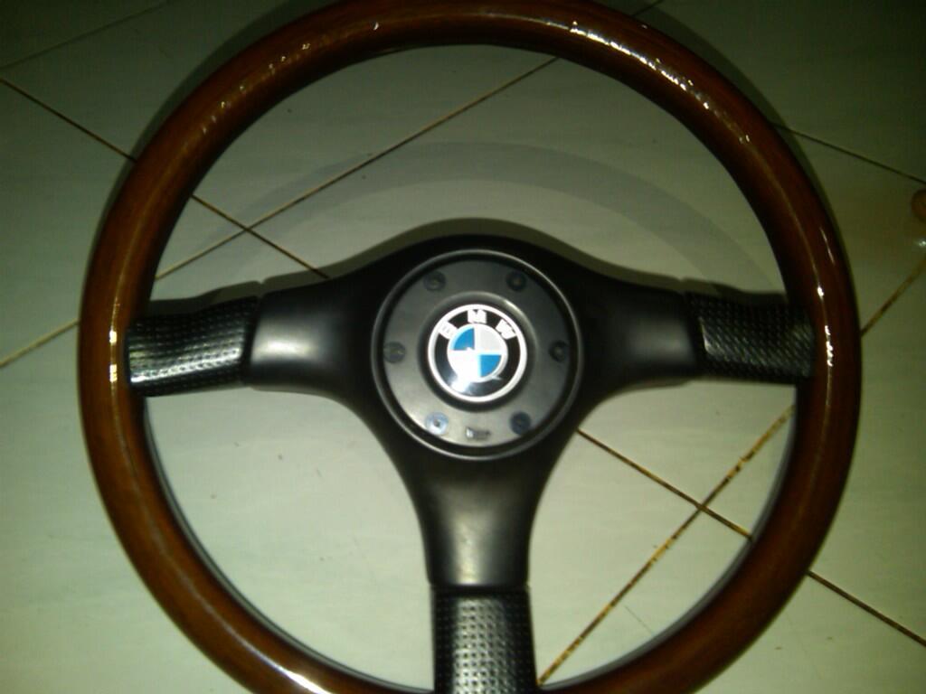 Stir BMW E30 ( Nardi Wood ). Palang 3