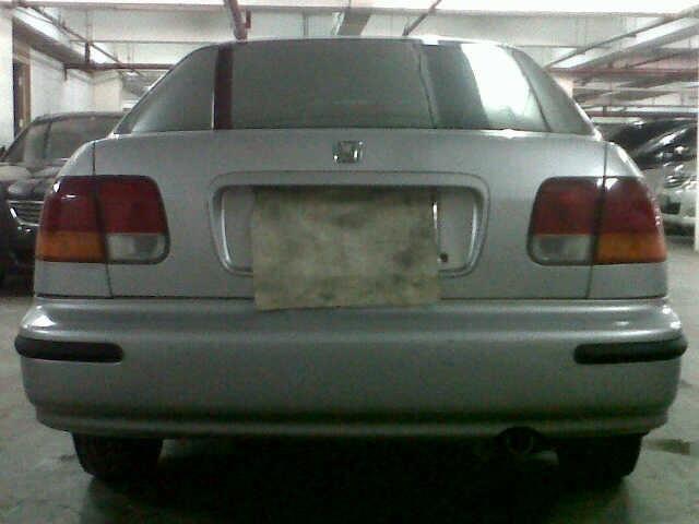 WTS Honda Ferio '97 A/T