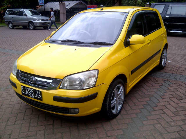 Hyunday Gets Gl 1.3cc At Special Edition Thn 2005 Yellow