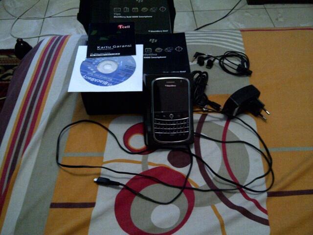 Di jual Blackberry BOLD 9000 Mulus dan Murah