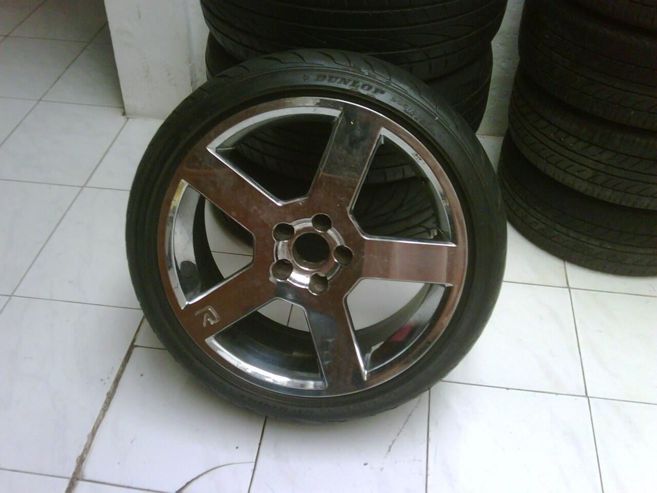 Jual Velg Mobil xxr ring 17 Surabaya | Flash Auto Modified
