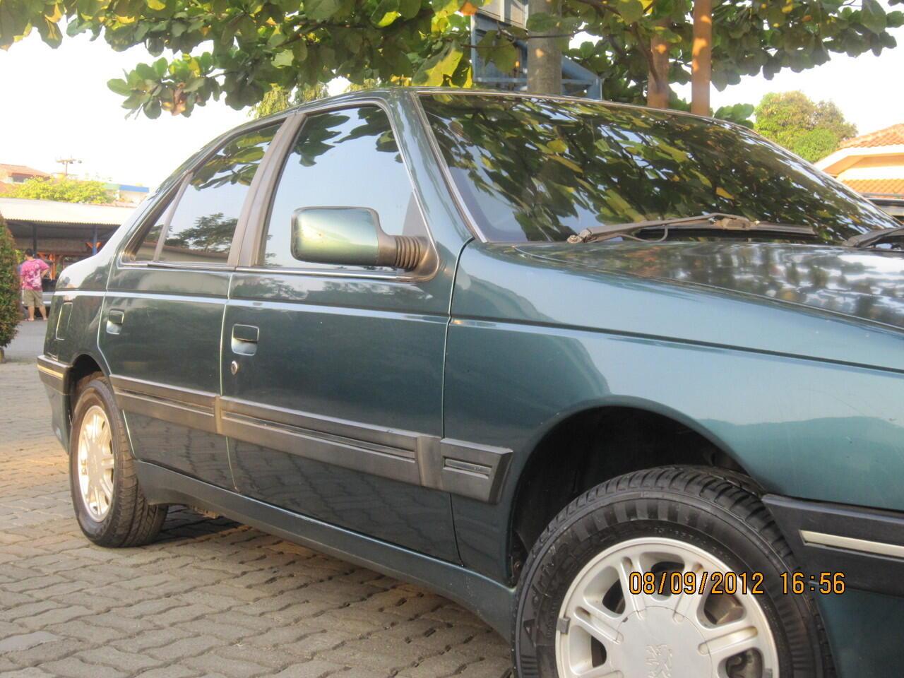 Stunning PEUGEOT 405 STi XU10 1996