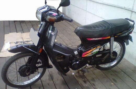 Terjual Honda Astrea Star