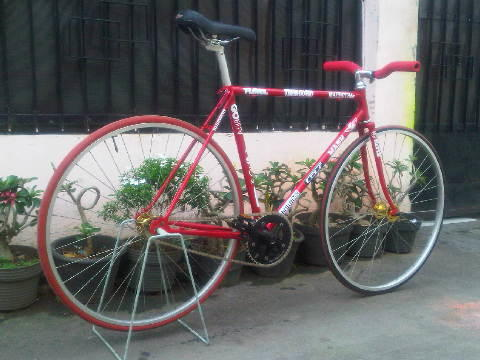 FIXIE CLASSIC BLOODY RED