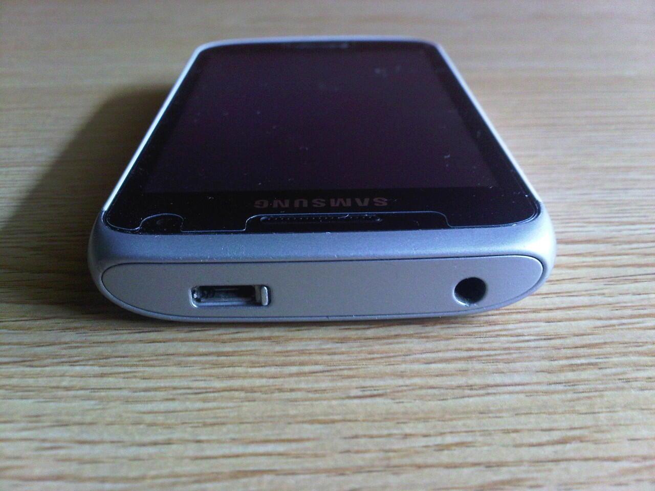 Samsung Galaxy Wonder Elegant White SEIN + Bonus (SOLO)